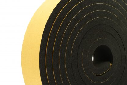 8mm Thick Self-Adhesive Sponge Strips 5m-0