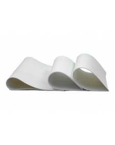 1.5mm WHITE SILICONE RUBBER SHEETING-0