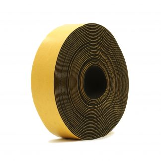 4mm Thick Self-Adhesive Sponge Strips 5m-0