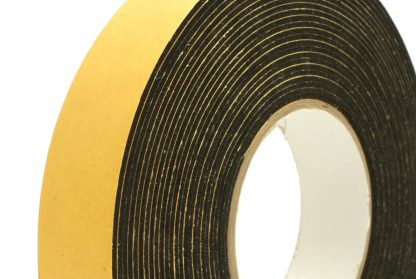 3mm Thick Self-Adhesive Sponge Strips 5m-40