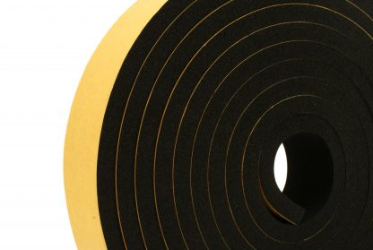 4mm Thick Self-Adhesive Sponge Strips 5m-36