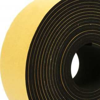 5mm Thick Self-Adhesive Sponge Strips 10m-0