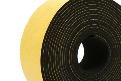 5mm Thick Self-Adhesive Sponge Strips 10m-0