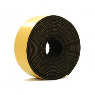 5mm Thick Self-Adhesive Sponge Strips 5m-0