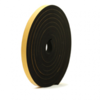 15mm Thick Self-Adhesive Sponge Strips 5m-0