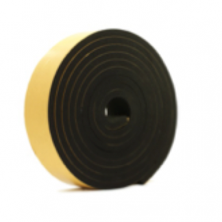 12mm Thick Self-Adhesive Sponge Strips 5m-0