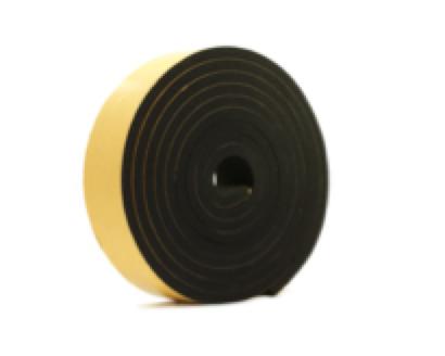 12mm Thick Self-Adhesive Sponge Strips 5m-0