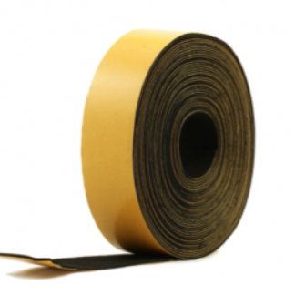 1.5mm Thick Self-Adhesive Sponge Strips 10m-0