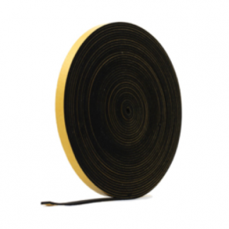 2mm Thick Self-Adhesive Sponge Strips 10m-0