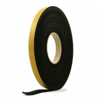 3mm Thick Self-Adhesive Sponge Strips 10m-0
